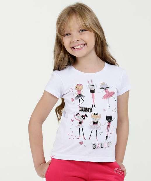 Image_Blusa Infantil Estampa Balé Glitter Marisa