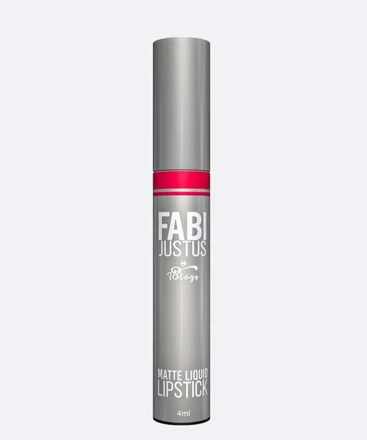 Image_Batom Líquido Lipstick POP Matte - Fabi Justus Tblogs 4ml