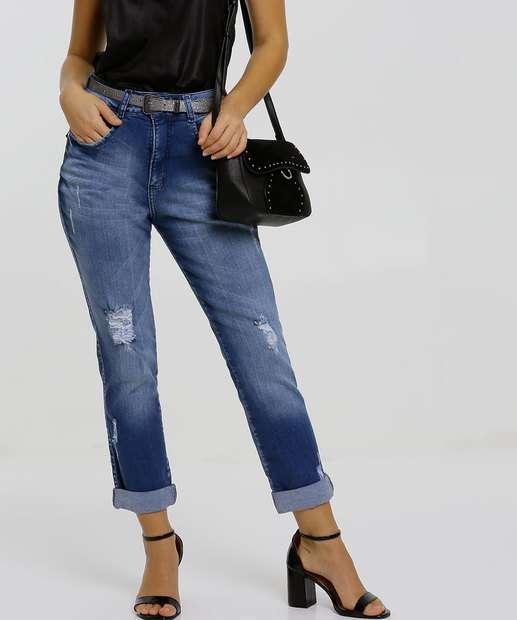 Image_Calça Jeans Destroyed Mom Biotipo