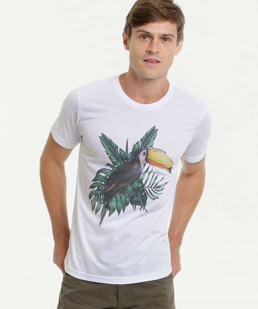 Image_Camiseta Masculina Estampa Tucano Rock & Soda