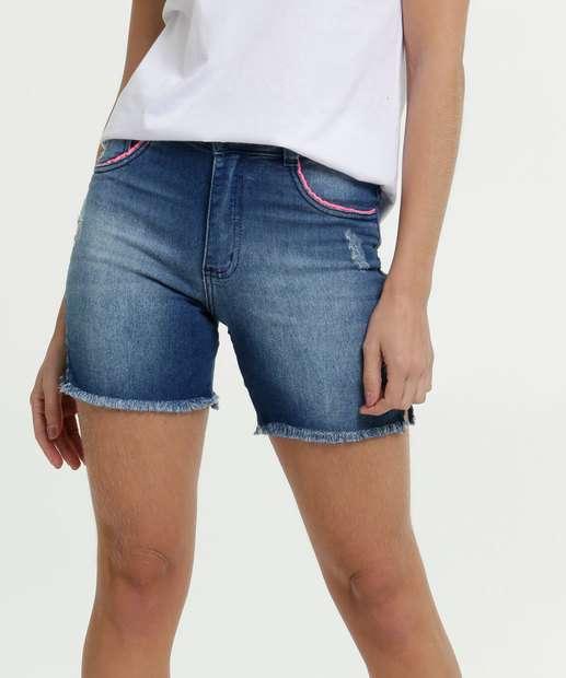 Image_Short Jeans Feminino Puídos Biotipo