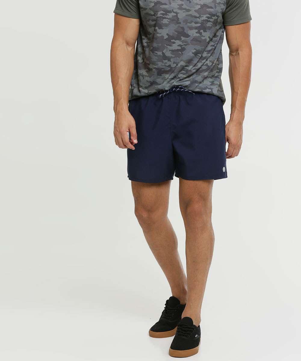 Bermuda Masculina Fitness Bolsos MR