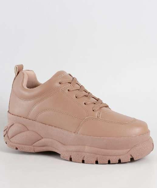 Image_Tênis Feminino Chunky Sneaker Via Uno 415001