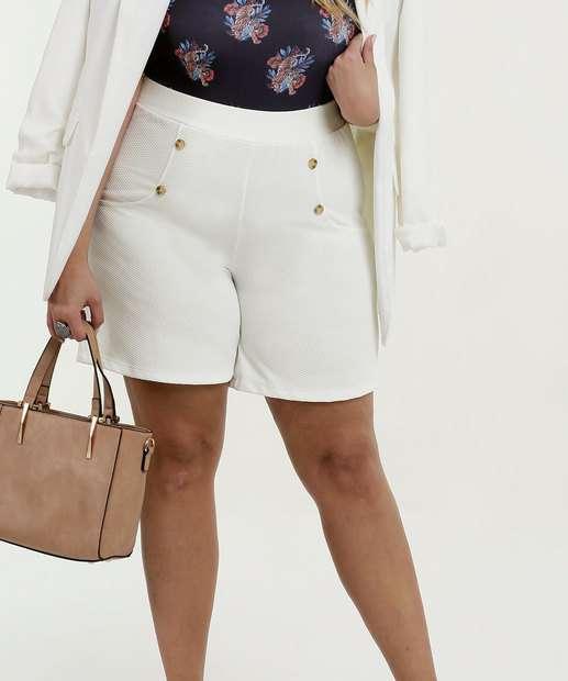 Image_Bermuda Feminina Piquet Plus Size