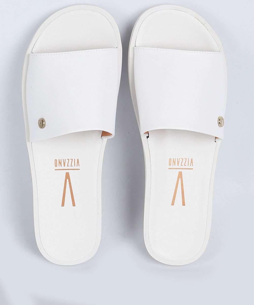 399a9936c Menor preço em Chinelo Feminino Slide Textura Vizzano 6363105