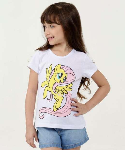 Image_Blusa Infantil Estampa My Little Ponny Hasbro