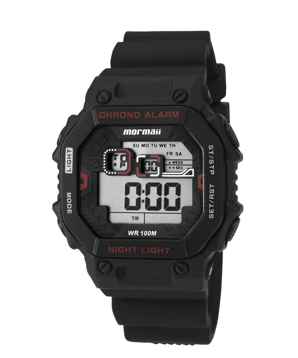 Relógio Masculino Mormaii MONF006A8R   Marisa 0fd5a05729