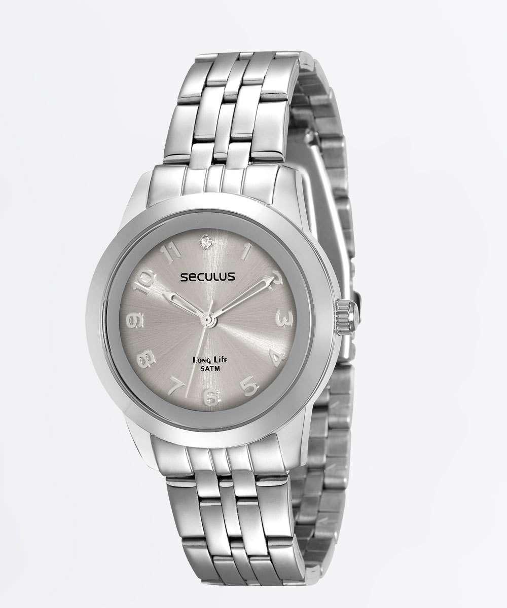 Relógio Feminino Seculus 28809L0SVNA2