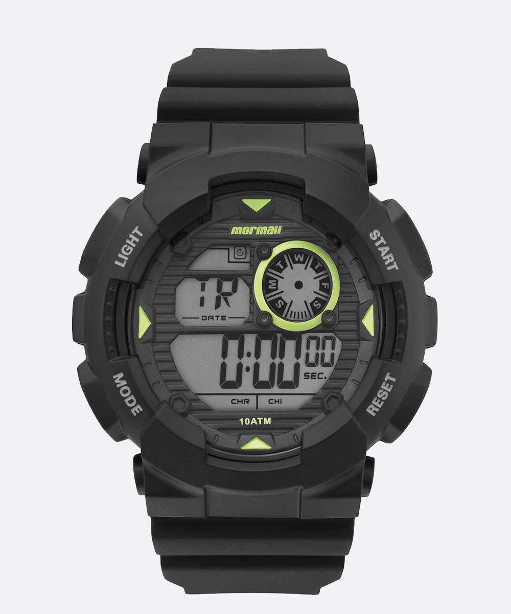 Relógio Masculino Digital Mormaii MO34158C