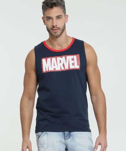 Image_Regata Masculina Recorte Marvel