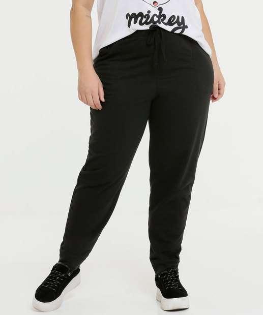 Image_Calça Plus Size Feminina Jogger