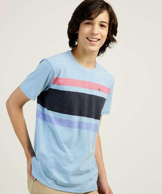 Image_Camiseta Juvenil Estampada Yacht Master Tam 10 a 16