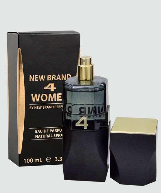 Image_Perfume Feminino Prestigie 4 Women New Brand Eau de Parfum - 100ml