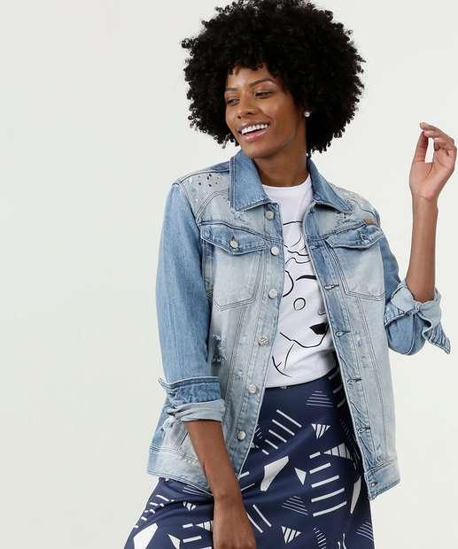 Image_Jaqueta Feminina Destroyed Pedraria Uber Jeans