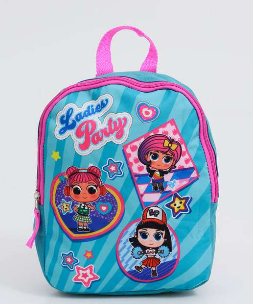 Image_Mochila Infantil Estampa Ladies Party Clio