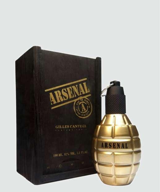 Image_Perfume Masculino Arsenal Gold - Eau de Toilette 100 ml
