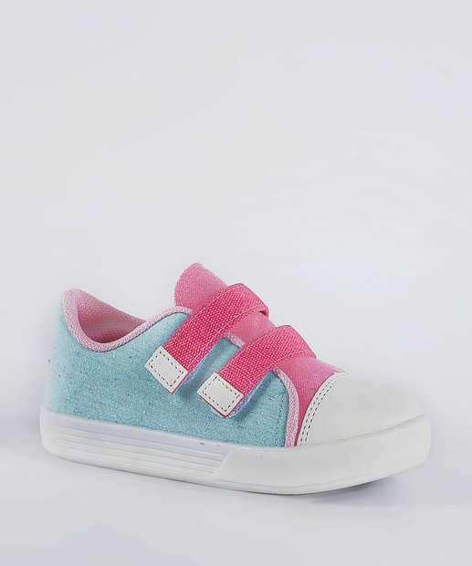 Image_Tênis Infantil Tiras Velcro