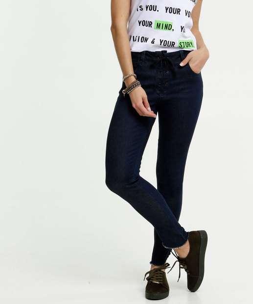 Image_Calça Feminina Jeans Skinny Zune Jeans By Sabrina Sato
