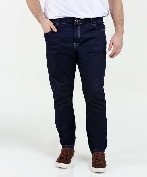 Image_Calça Masculina Jeans Skinny Plus Size Mix Jeans