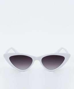2faa8662f3e28 Óculos de Sol Feminino Vintage Gateado Marisa