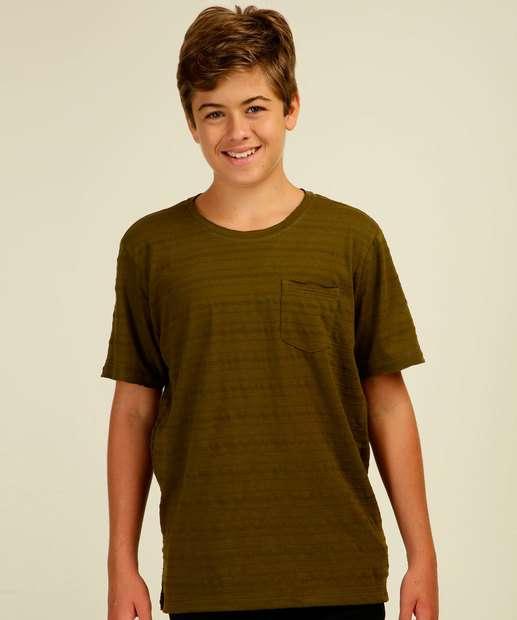 Image_Camiseta Juvenil Jacquard Bolso MR Tam 10 a 16