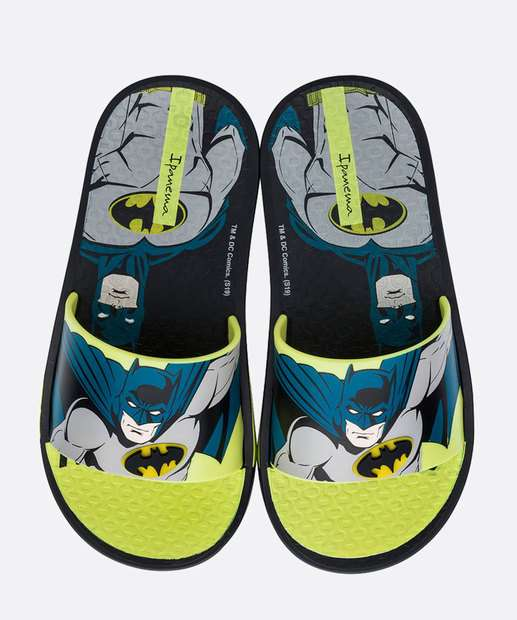 Image_Chinelo Ipanema Infantil Slide Batman