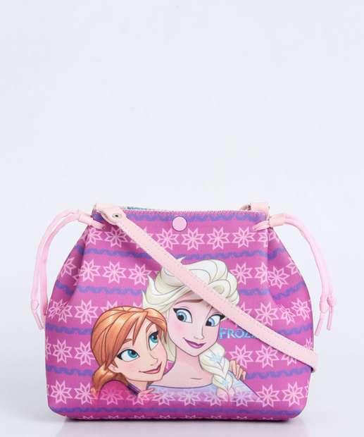 Image_Bolsa Infantil Estampa Frozen Anna e Elsa Disney
