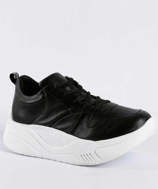 Image_Tênis Feminino Chunky Sneaker Via Uno 384001SEAVV