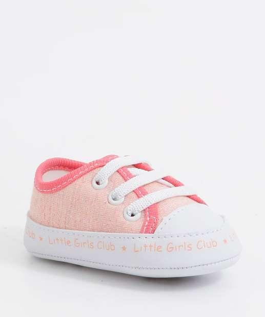 Image_Tênis Infantil Bebê Casual Textura Pimpolho