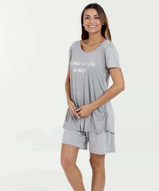 Image_Pijama Feminino Maternidade Estampa Frontal Marisa