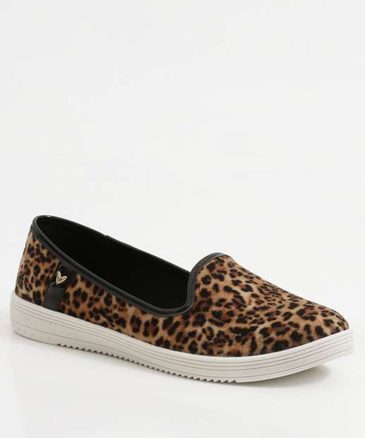 Image_Sapatilha Feminina Slipper Animal Print Mississipi