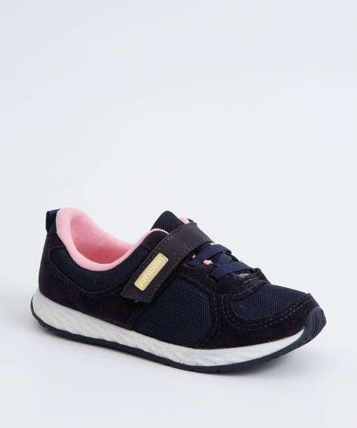 Image_Tênis Infantil Casual Velcro Molekinha