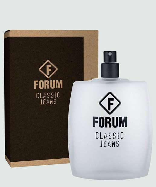 Image_Perfume Unissex Classic Jeans Forum Beauty - Eau de Cologne - 100ml