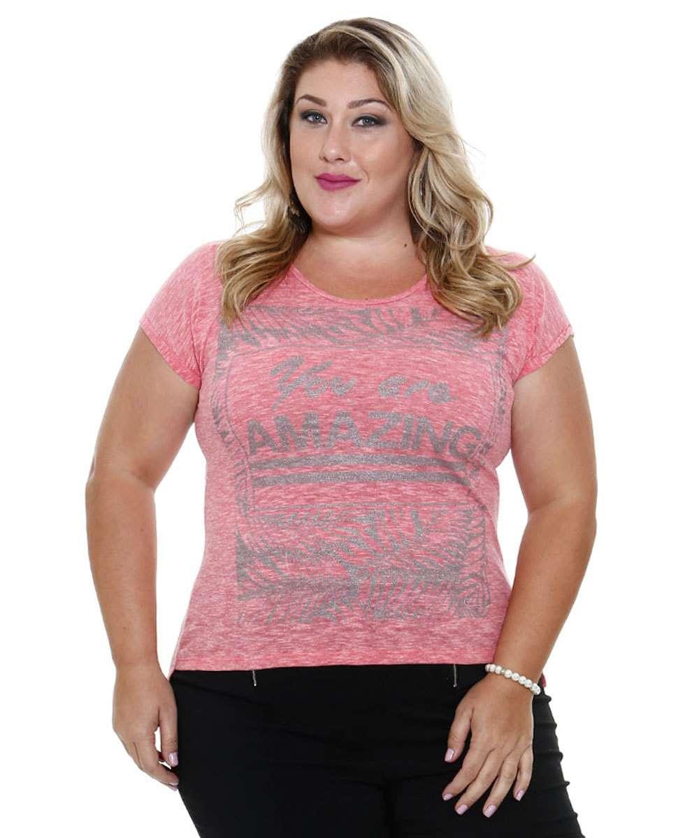 Image_blusa feminina estampa frontal Plus Size