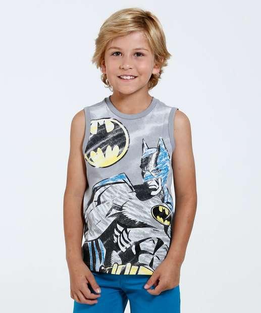 Image_Regata Infantil Batman Liga da Justiça