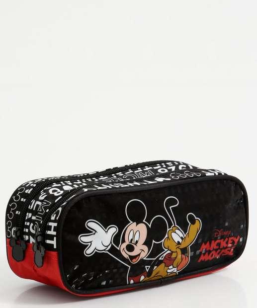 Image_Estojo Escolar Infantil Estampa Mickey Xeryus