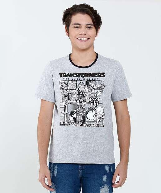 Image_Camiseta Infantil Estampa Transformers Hasbro
