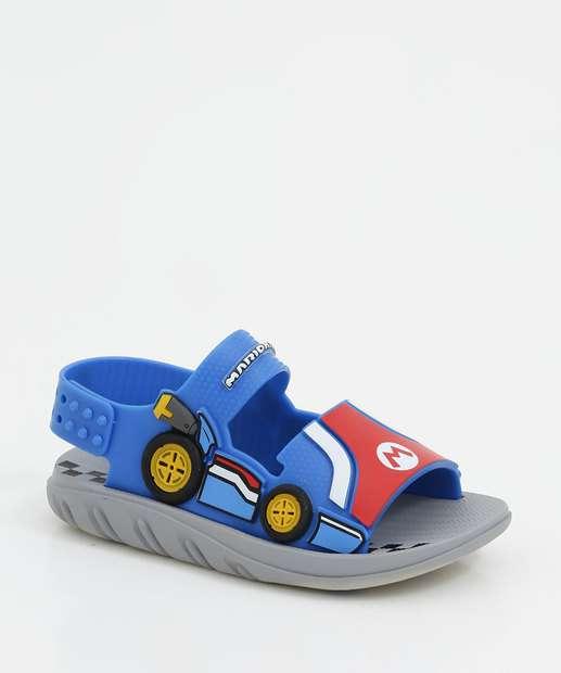 Image_Papete Infantil Super Mario Kart Grendene Kids