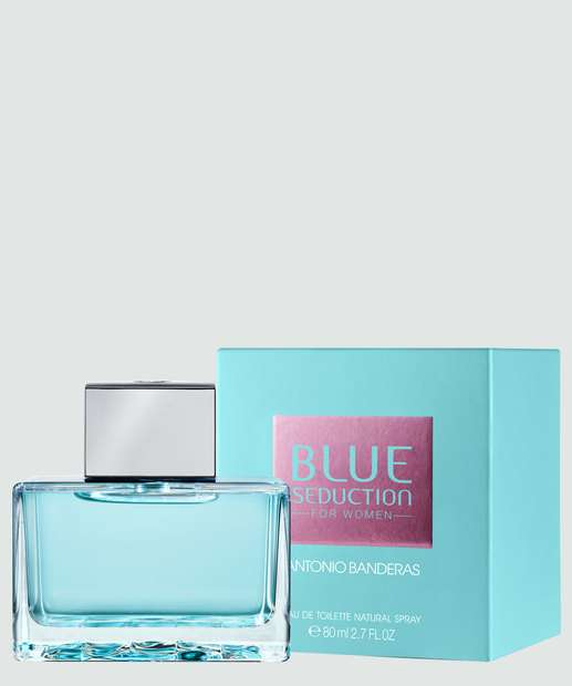 Image_Perfume Feminino Antonio Banderas Blue Seduction - Eau de Toilette - 80ml