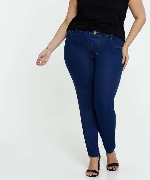 Image_Calça Jeans Skinny Feminina Plus Size Marisa