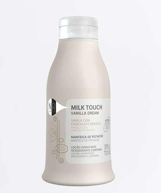 Image_Loção Hidratante Corporal Milk Touch Vanilla Dream - Nir Cosmetics 315g