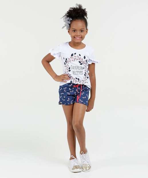 Image_Conjunto Infantil Estampa Borboleta Glitter Marisa