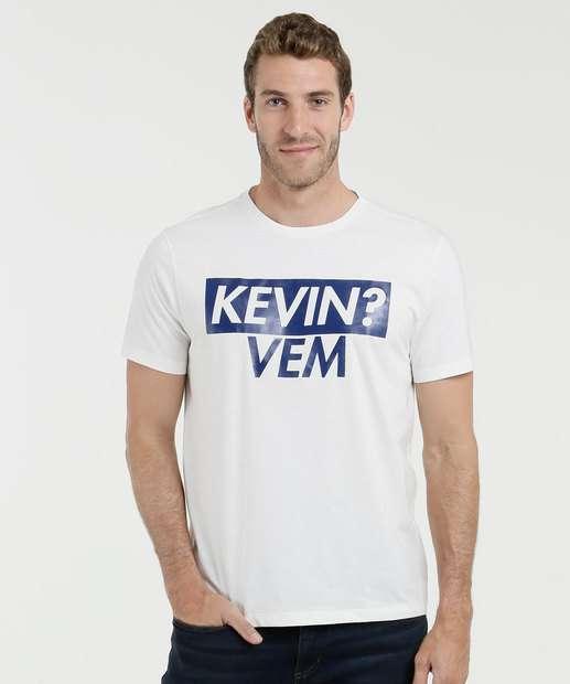 Image_Camiseta Masculina Estampa Frontal Manga Curta Kevinho