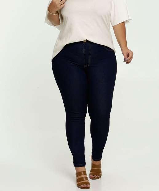 Image_Calça Jeans Stretch Skinny Feminina Plus Size Biotipo