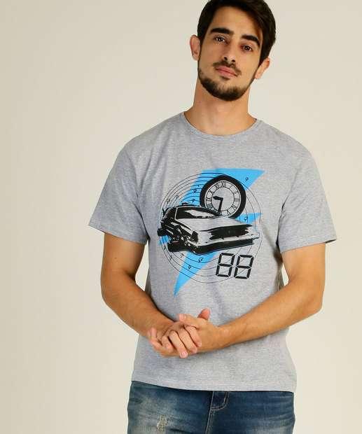 Image_Camiseta Masculina De Volta Para O Futuro Universal