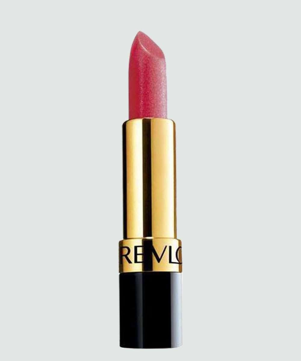 Batom Super Lustrous Lipstick Revlon - Wine With Everything