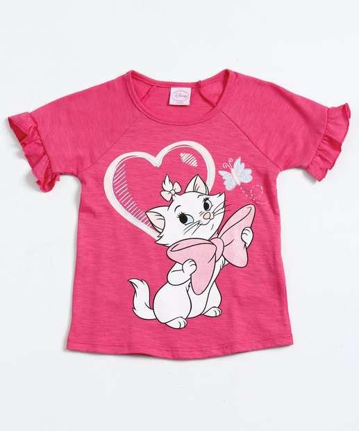 Image_Blusa Infantil Glitter Marie Disney