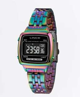 f9c82631b0d3d Relógio Feminino Digital Lince SDPH086L PXQX