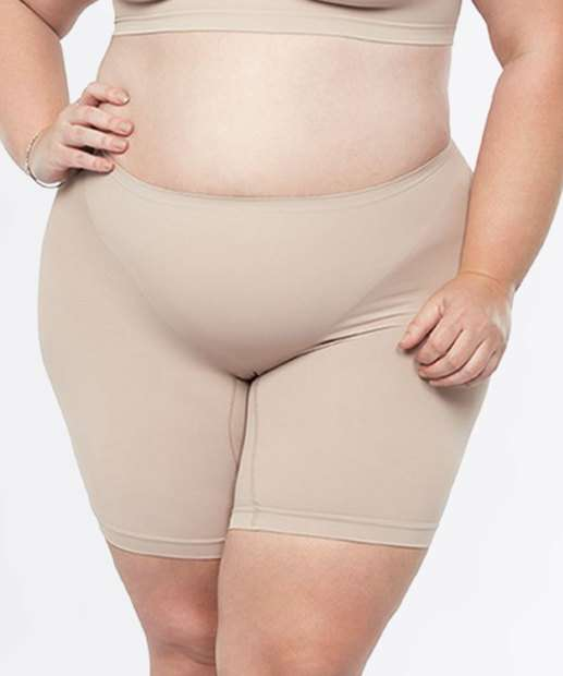 Image_Bermuda Feminina Modeladora Super Conforto Plus Size Plié