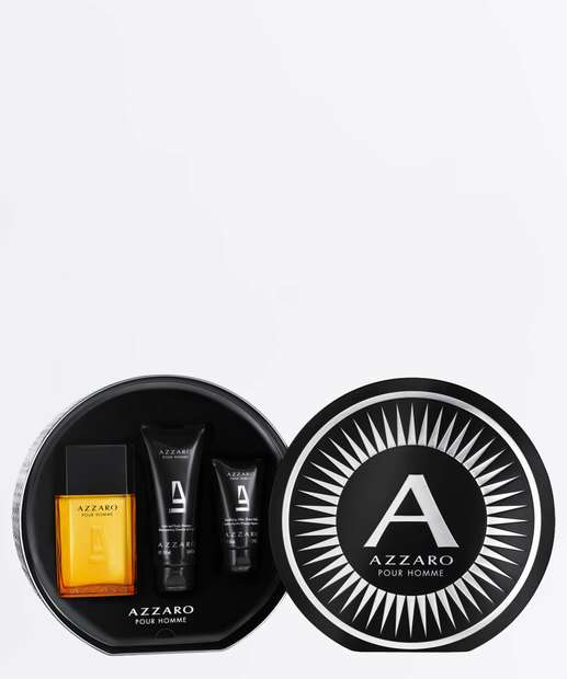 Image_Kit Masculino Pour Homme Azzaro - Eau de Toilette